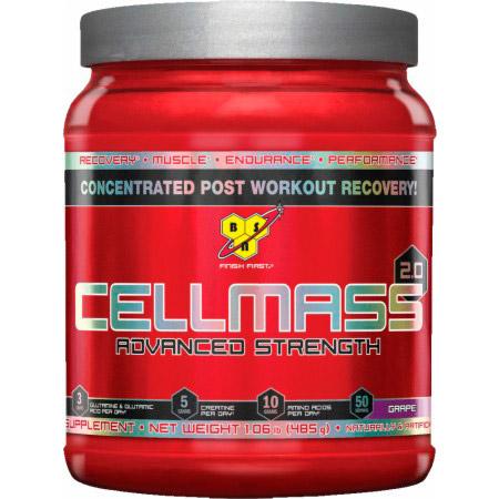BSN: Cellmass (485 г, 50 порций)