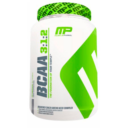 MusclePharm: BCAA 3:1:2 (240 капсул)