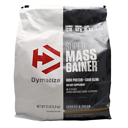 Dymatize: Super Mass Gainer (5443 г)