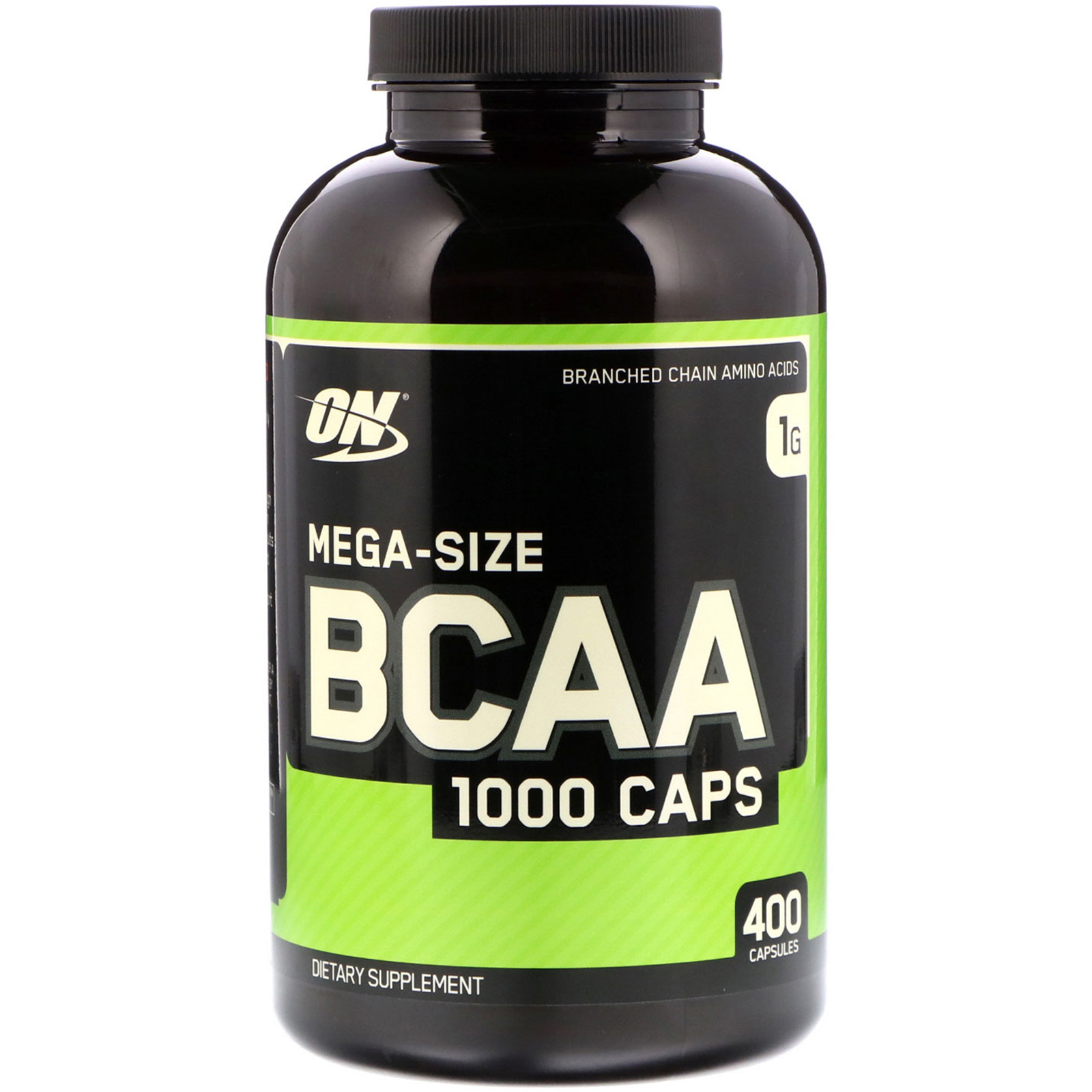 Optimum Nutrition: BCAA 1000 (400 капсул)