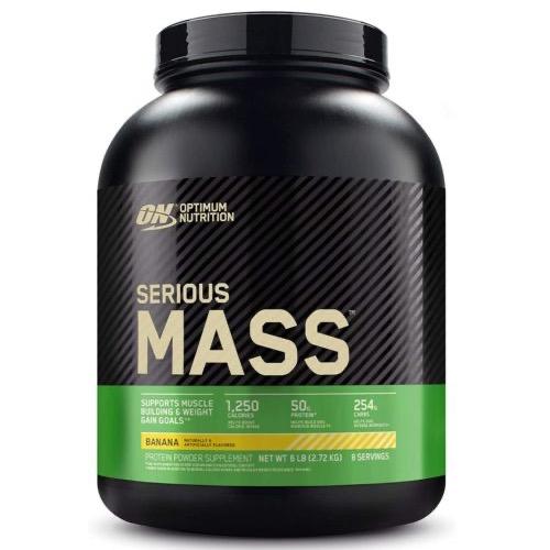 Optimum Nutrition: Serious Mass (2.76 кг)