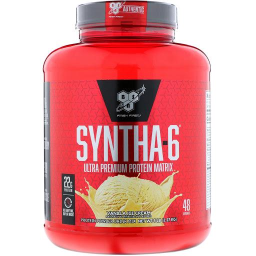 BSN Syntha-6 (2275 г, 51 порция)
