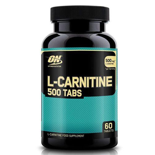 Optimum Nutrition: L-Carnitine 500 60таб