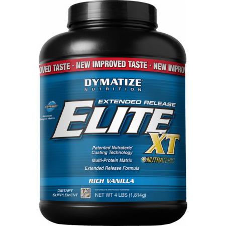 Dymatize: Elite XT (1814 г, 61 порция)