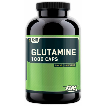 Optimum Nutrition: Glutamine (240 капс)