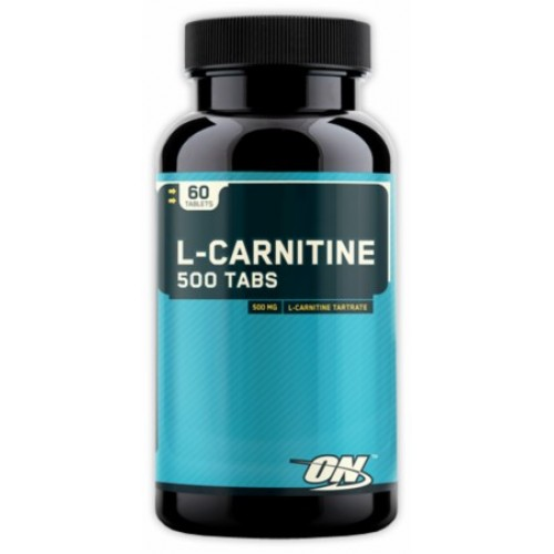 Optimum Nutrition: L-Carnitine 500 60tab