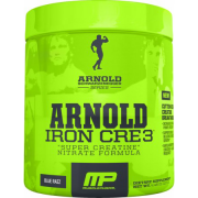 Iron-CRE3-Arnold-Series