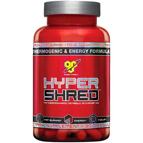 BSN: Hyper Shred (90 капс)