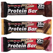 Protein Bar Power System