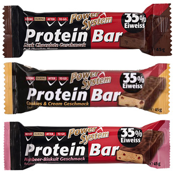 Power System: Protein Bar (45 гр)