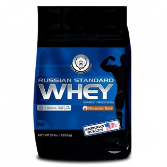 RPS Nutrition: Whey Protein (500 гр,16 порций)