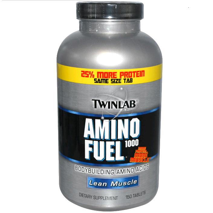 Twinlab: Amino Fuel 1000 (150 таб)