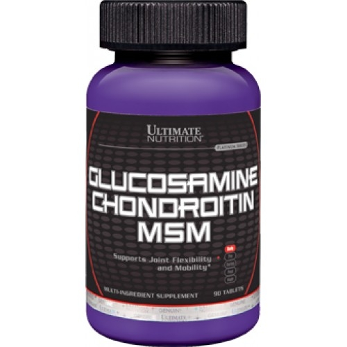 Ultimate Glucosamine & Chondroitin + MSM (90 tab)