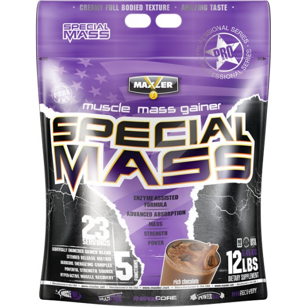 MXL. Special Mass Gainer 5.4 кг