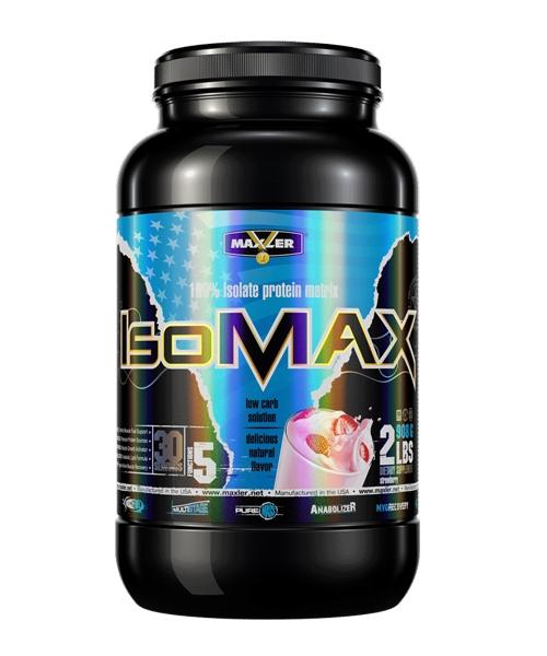 Maxler IsoMax (изолят) 908 г