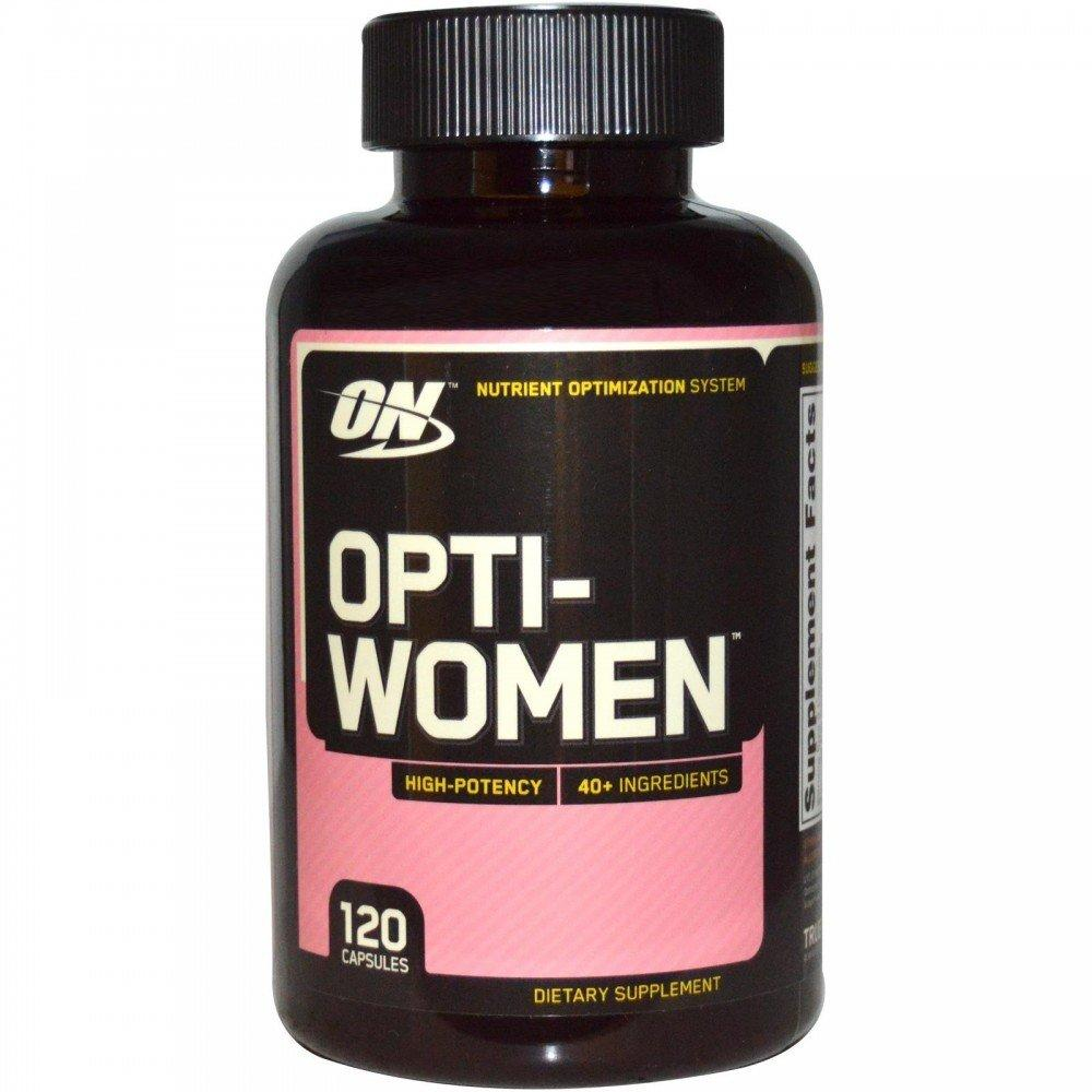 Optimum Nutrition Opti-Women 120капс